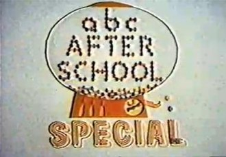 ABC Afterschool Special - Title card, 1973.