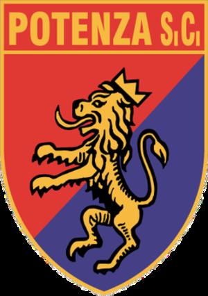 S.S.D. Potenza Calcio - Former logo of Potenza S.C.