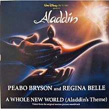 A Whole New World Cover