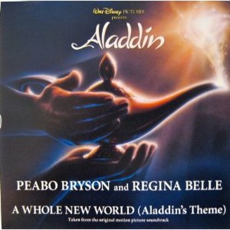 A Whole New World - Image: A Whole New World Cover