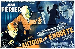 <i>About an Inquest</i> 1931 film
