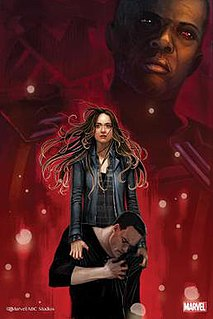 Nothing Personal (<i>Agents of S.H.I.E.L.D.</i>) 20th episode of the first season of Agents of S.H.I.E.L.D.
