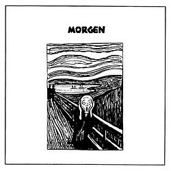 The cover of the 1969 self-titled debut album by the band Morgen.