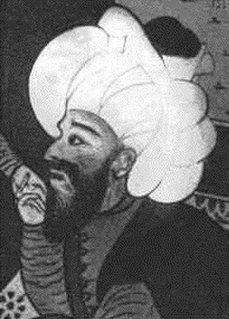 Ali Qushji - astronomer, mathematician, physicist, scientist and mutakallim (Muslim theologian)