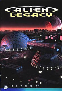 <i>Alien Legacy</i>