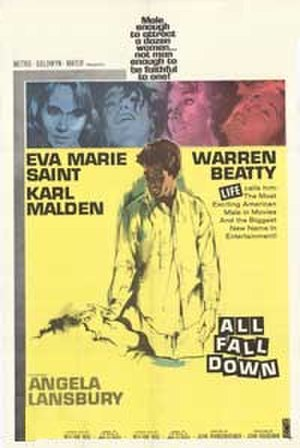 All Fall Down (film) - Theatrical release poster