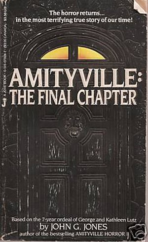 Amityville: The Final Chapter - Image: Amityville The Final Chapter