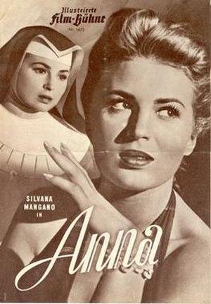 Anna (1951 film) - Image: Anna 1951