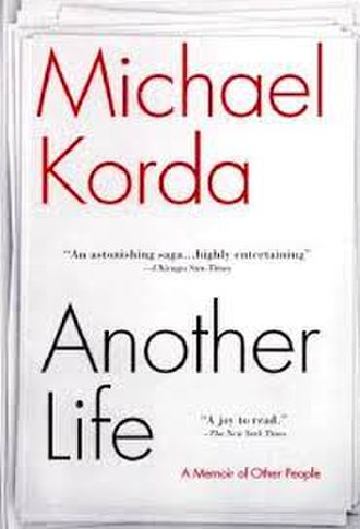 Another Life: A Memoir of Other People - Image: Another Life A Memoir of Other People Cover Image