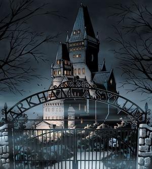 Arkham Asylum - Image: Arkham Asylum