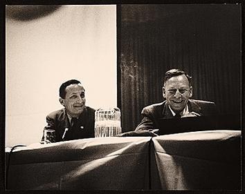 Arnhein and Bateson