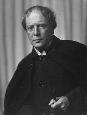 Arthur Machen - Machen circa 1905
