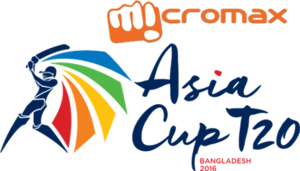 2016 Asia Cup - Image: Asia Cup 2016