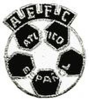 Atlético Español F.C. - Old Badge