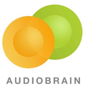 Audiobrain - Image: Audiobrain logo