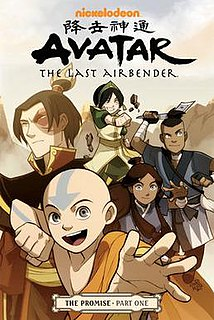 <i>Avatar: The Last Airbender – The Promise</i>