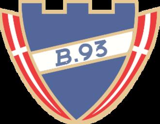 Boldklubben af 1893 - Original logo