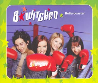 Rollercoaster (B*Witched song) - Image: BW Rollercoaster AUS