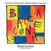 Barcelona Album Wikipedia