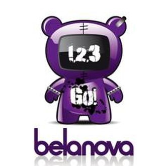 One, Two, Three, Go! - Image: Belanova 123go