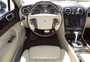 Bentley Continental Flying Spur - Bentley Flying Spur Mulliner interior