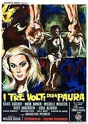 <i>Black Sabbath</i> (film) 1963 film by Mario Bava