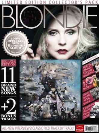 Panic of Girls - Image: Blondie Panic of Girls (Collectors Pack)