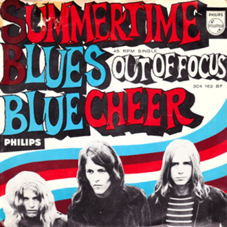 Summertime Blues - Image: Blue Cheer Summertime Blues