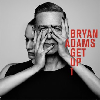 Get Up (Bryan Adams album) - Image: Bryan Adams Get Up!