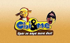 """Chi and Me - A promotional logo image of """"Chi and Me""""."""