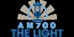 CJLI - Image: CJLI AM700 thelight logo