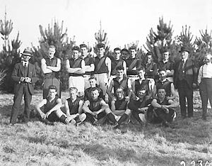 Australian rules football in the Australian Capital Territory - Competing team in the Canberra Australian Rules Football League 1926 Grand Final