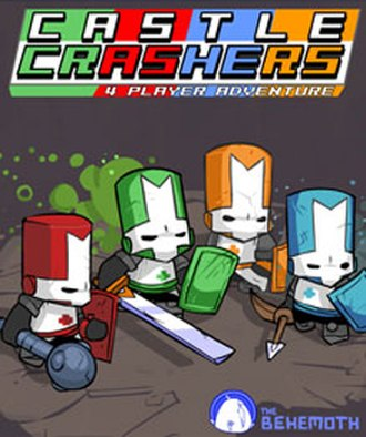 Castle Crashers - Image: Castle Crashers cover