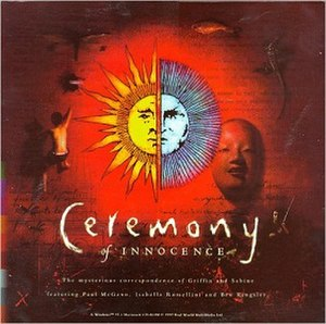 Ceremony of Innocence - Image: Ceremony of Innocence cover