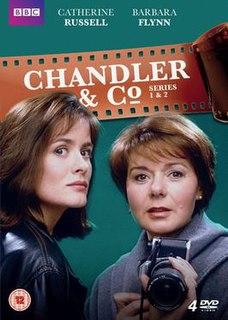 <i>Chandler & Co</i> television series