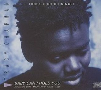 Baby Can I Hold You - Image: Chapman Baby Can I Hold You