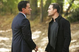 "The Things We Bury - The confrontation between Christian and Grant Ward in the episode, though called ""fascinating"", was noted for feeling rushed, and disjointed from the rest of the episode."