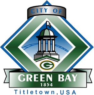 Official seal of Green Bay