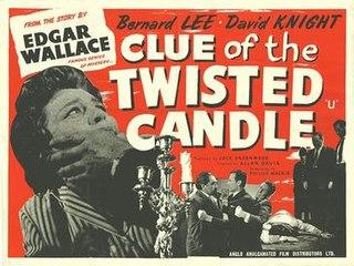 <i>Clue of the Twisted Candle</i> 1960 film