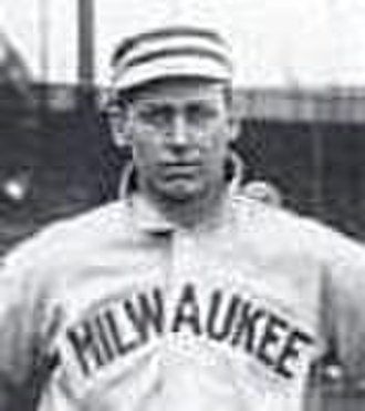 Purdue Boilermakers baseball - Clyde Goodwin, the program's first Major League Baseball player