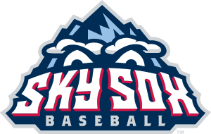 Colorado Springs Sky Sox - Image: Colorado Springs Sky Sox logo