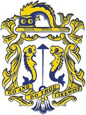 Colston's School - Image: Colstons School