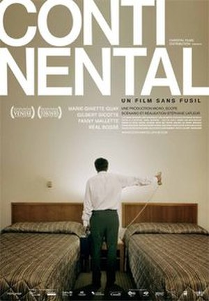 Continental, a Film Without Guns - Image: Continental, un film sans fusil