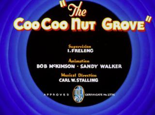 <i>The Coo-Coo Nut Grove</i> 1936 film by Friz Freleng