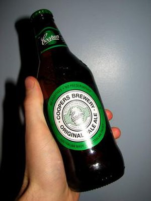 Coopers Brewery - Coopers Pale Ale