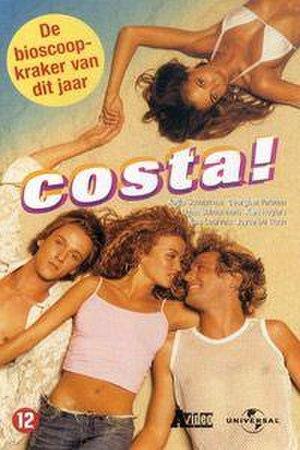 Costa! - Dutch DVD cover of Costa!