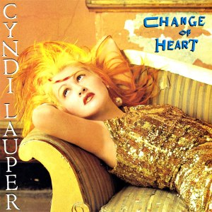 Change of Heart (Cyndi Lauper song) - Image: Cyndi Lauper Co H