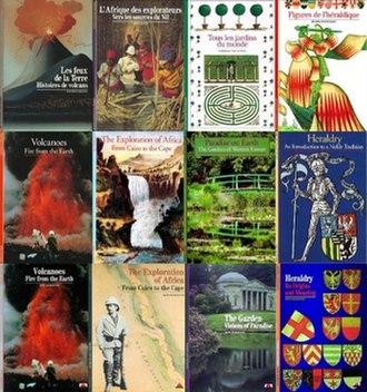Découvertes Gallimard - Image: Découvertes Gallimard & Abrams Discoveries & New Horizons