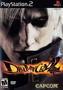 Devil May Cry 2 - Wikipedia