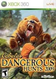 Cabela's Dangerous Hunts 2009 - WikiVisually